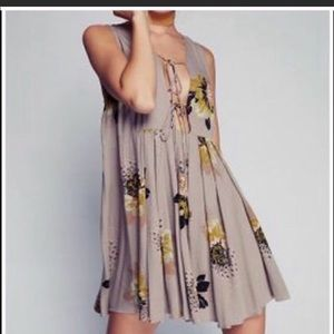 Free People mini dress/ tunic